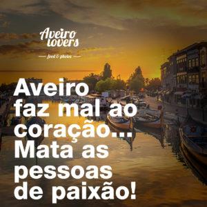 A comunidade está unida pelo amor a Aveiro