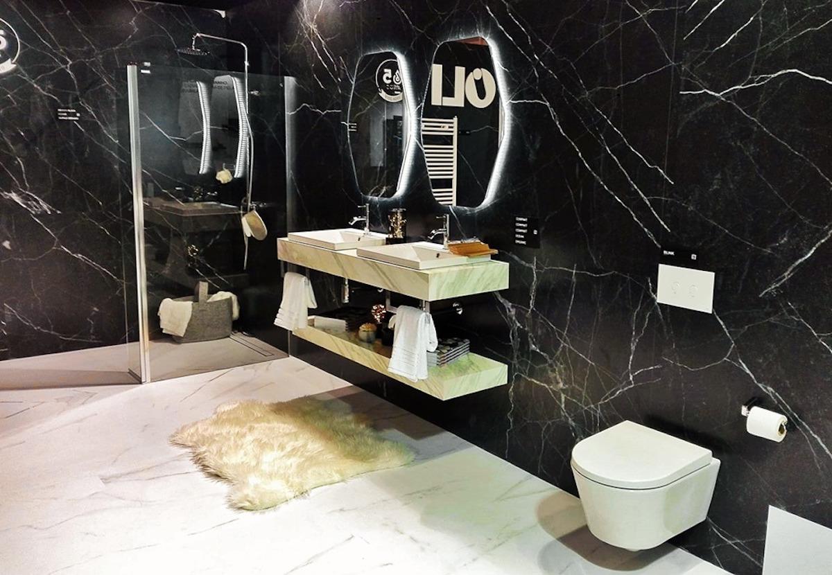 oli apresenta casa de banho inovadora na feira decor hotel