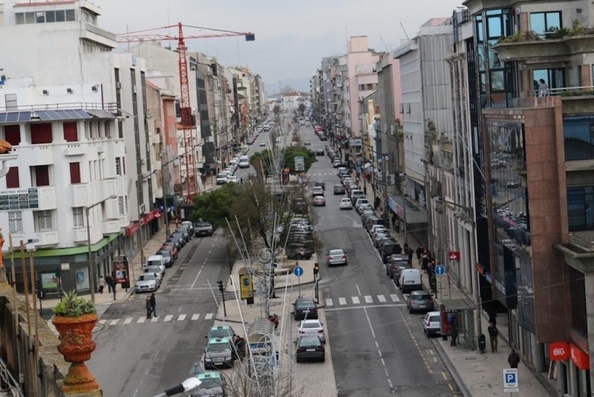 Aprovado o projeto de requalificação da Avenida Lourenço Peixinho ...