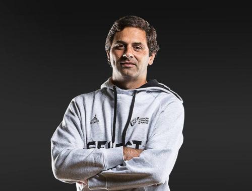 Ulisses Pereira, treinador de andebol